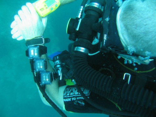 Technical diving and training photo gallery 1 phuket thailand - Tech dive arenzano ...