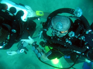 tech divers in phuket